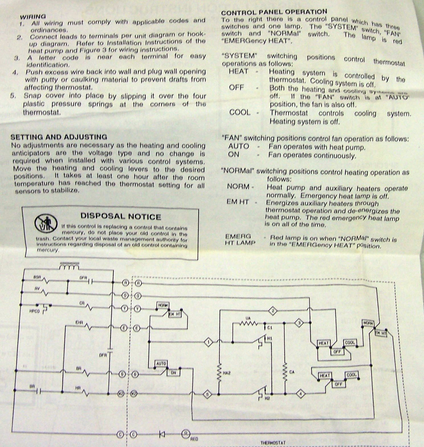 101_7865 hpt18 60 goodman heat pump thermostat with emergency heat janitrol thermostat hpt 18-60 wiring diagram at alyssarenee.co